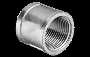 Муфта резьбовая соединительная для труб ASTM EN DIN atmsteel атмстил