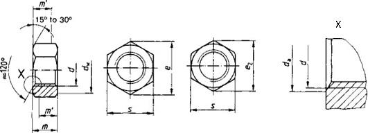 Шестигранные кромки. рисунок 1. Компания АТМ Стил